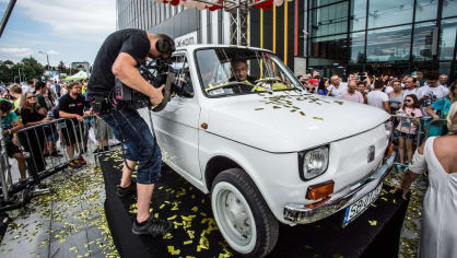 Polski Fiat 126p pro Toma Hankse 11