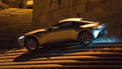 Auta z nového Jamese Bonda v akci - Obrázek 7