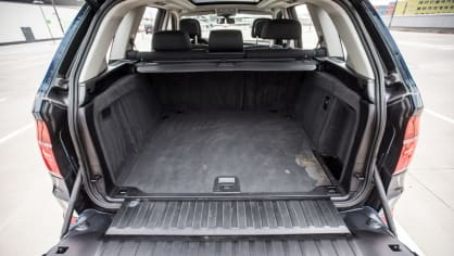 BMW X5 xDríve30d interiér 15
