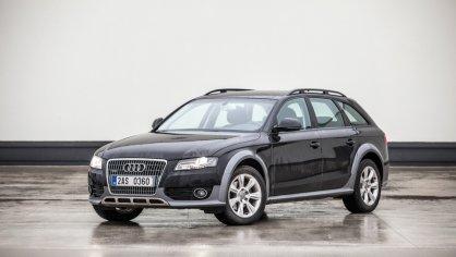 Audi A4 Allroad 2.0 TDI CR exteriér 5