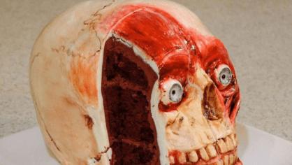 Zdravotní sestra vytváří děsivé dorty 10