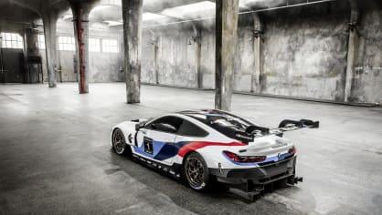BMW M8 GTE  8