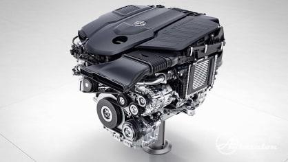 Motor OM 656