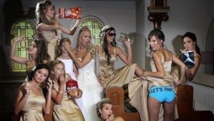 Sprosté svatební fotky 8