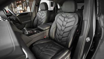 Bentley Bentayga od Kahn Design 7