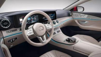 Mercedes-Benz CLS 2018 únik 3