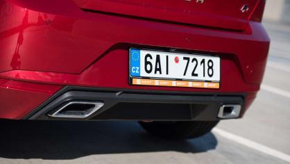 SEAT Ibiza FR 1.0 TSI exteriér 10
