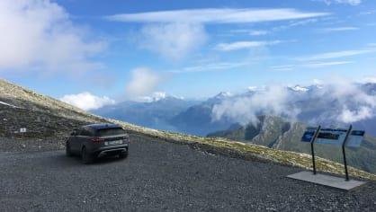 Vyzkoušeli jsme Range Rover Velar. 12