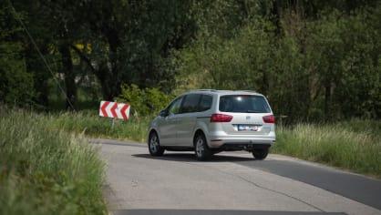 Ojetý SEAT Alhambra nabízí skvělou hodnotu 11