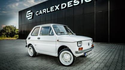 Polski Fiat 126p pro Toma Hankse 15