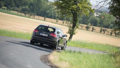 I s naftovým Audi A3 se solidně svezete. 5