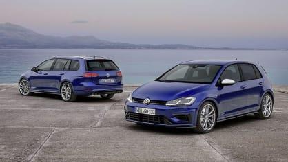 Volkswagen Golf R Performance 1