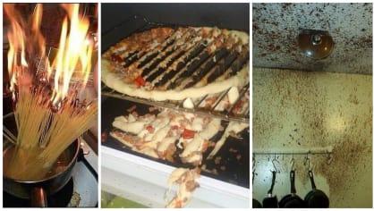 Tohle jste ve své kuchyni nikdy nezažili.