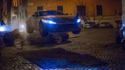 Auta z nového Jamese Bonda v akci - Obrázek 6
