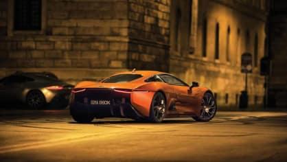 Auta z nového Jamese Bonda v akci - Obrázek 12