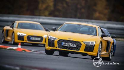 Audi Driving Experience na vlastní kůži 2