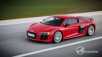 Audi R8 V10 Plus 28