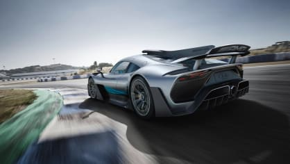 Mercedes-AMG Project ONE 5