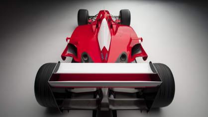 Ferrari F2001 no.211 6
