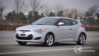 Hyundai Veloster Coupé