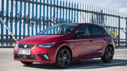 SEAT Ibiza FR 1.0 TSI exteriér 5
