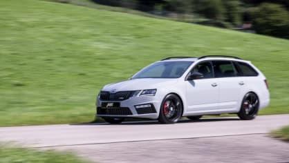 Škoda Octavia od ABT dostala 315 koní. 4