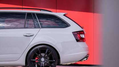 Škoda Octavia od ABT dostala 315 koní. 8