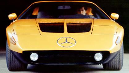 Mercedes-Benz C111 4