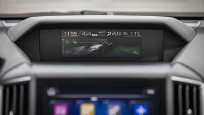 Nové Subaru Impreza je prostorný hatchback. 14