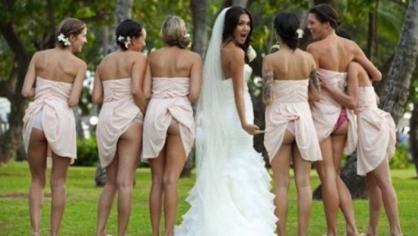 Sprosté svatební fotky 6