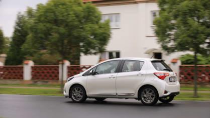 Toyota Yaris 1.5 VVT-iE jízda 10