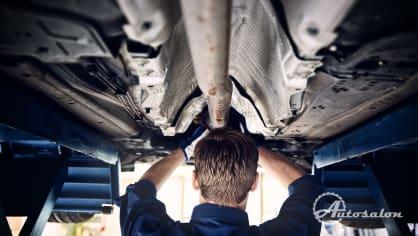 Revoluce v servisech Volvo - nechte se hýčkat 1