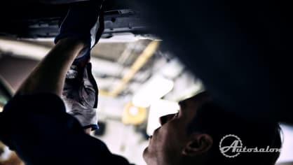 Revoluce v servisech Volvo - nechte se hýčkat 2