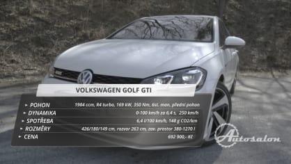 Obojživelník VW Golf GTI