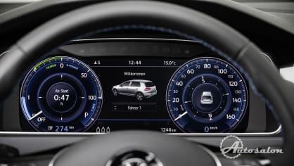 VW e-Golf 5
