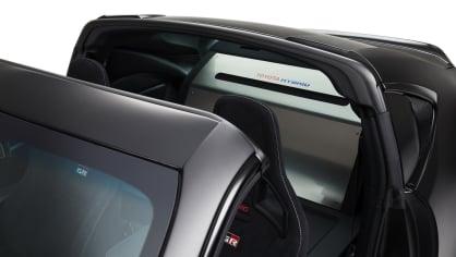 Hybridní sporťák Toyota GR HV Sports Concept. 11