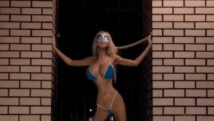 První polská barbie ukazuje své nezdravě vychrtlé tělo 3