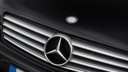 Mercedes-Benz CLS 320 CDI exteriér 2