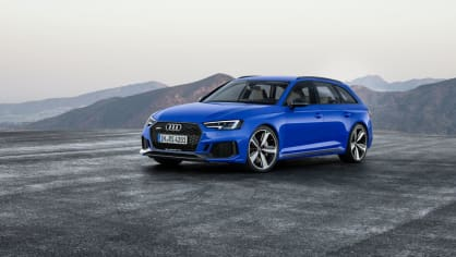Audi RS4 Avant 2
