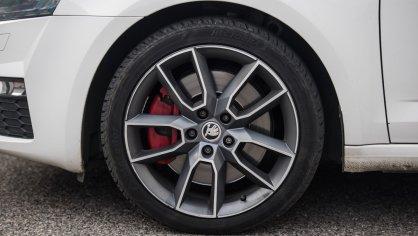 Škoda Octavia RS TDI exteriér 4