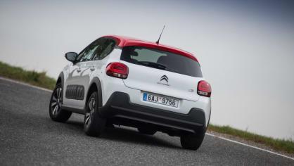 Citroën C3 1.2 PureTech jízda 6