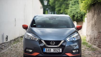 Nissan Micra 0.9 IG-T exteriér 8
