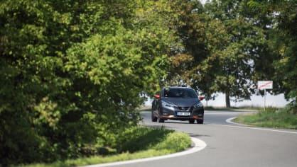 Nissan Micra 0.9 IG-T jízda 1