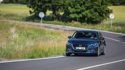 Mazda 3 má sportovní ambice. 5