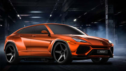Lamborghini Urus má zaujmout ženy - Obrázek 24