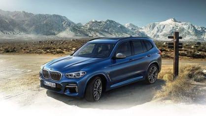 BMW X3 2018 FG01 2