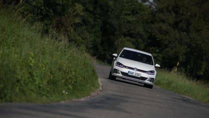 Volkswagen Golf GTI jízda 8