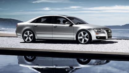 Audi A8 druhé generace 6