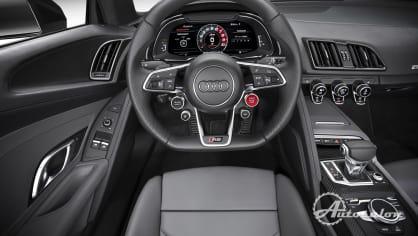 Audi R8 V10 Plus 1