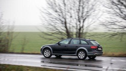 Audi A4 Allroad 2.0 TDI CR jízda 5